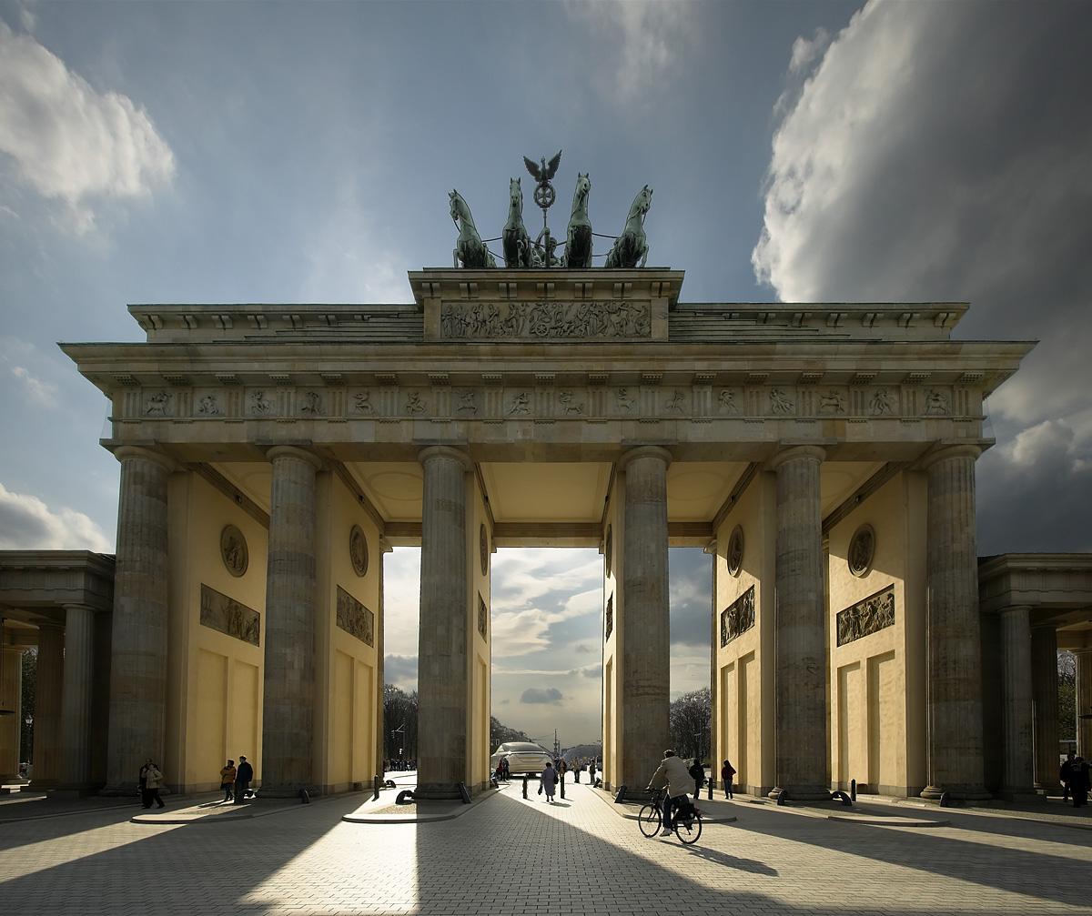 Brandenburger toren Berlijn