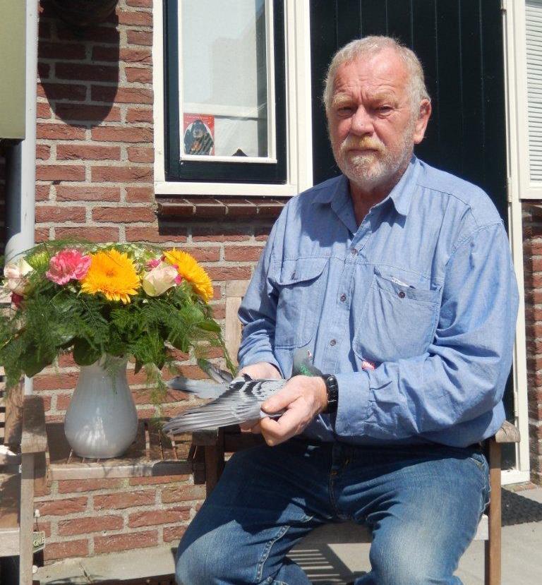 B.de Vries winnaar Perpignan