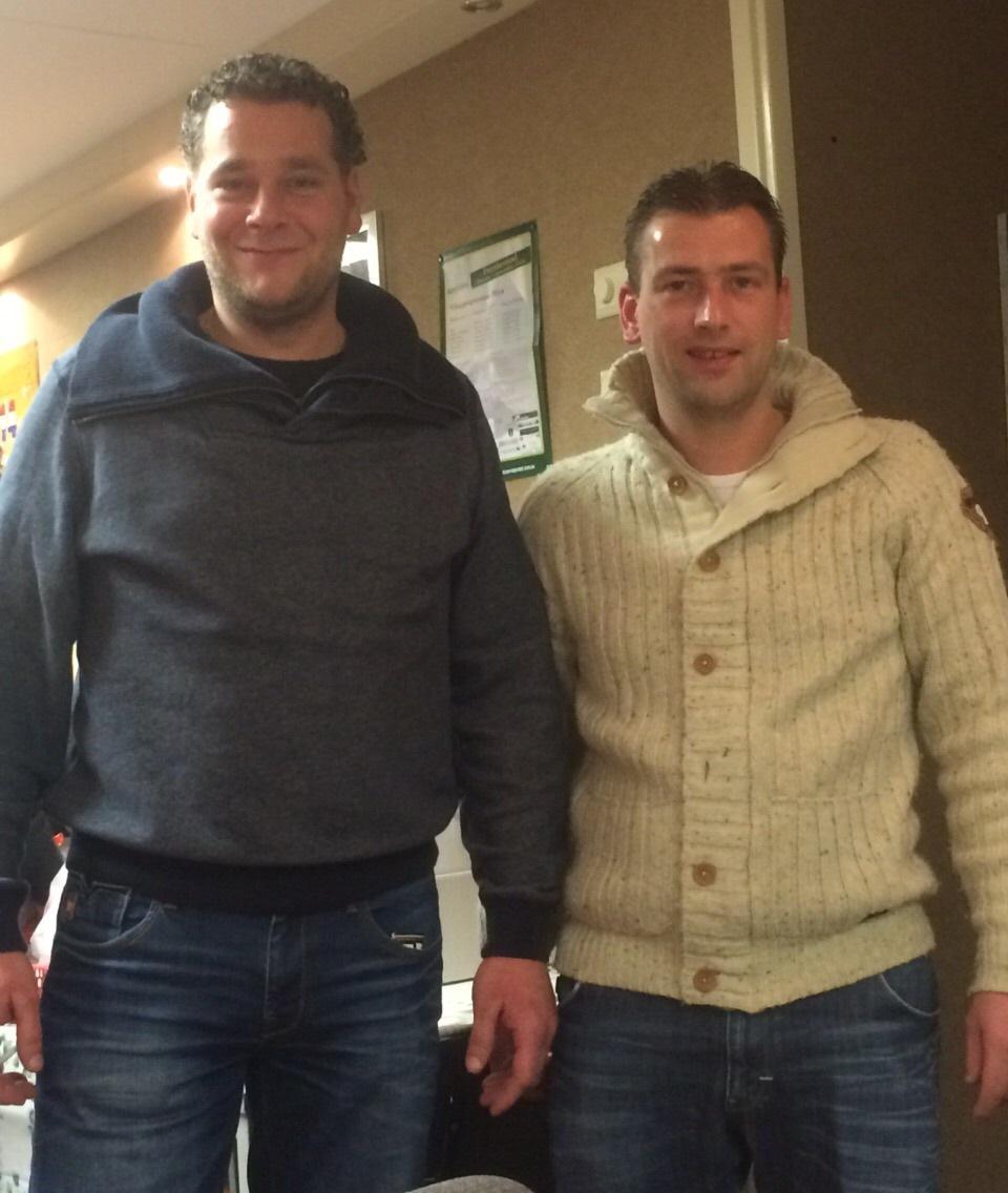Hessel en Jan
